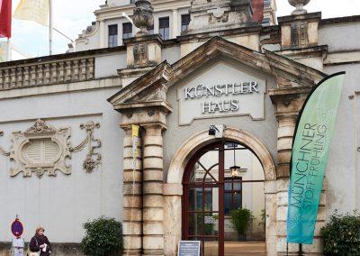 Münchner Stoff Frühling 2018: Pop-Up-Location Künstlerhaus