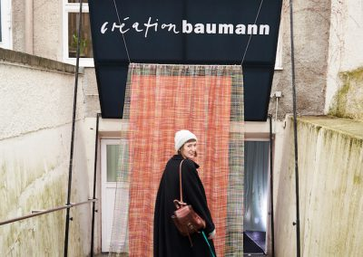 Münchner Stoff Frühling 2018: Der Pop-Up-Showroom von Création Baumann in den Goldberg Studios