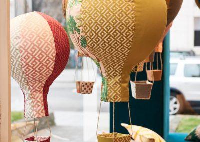 Textile Dekoration bei Colefax & Fowler 2018