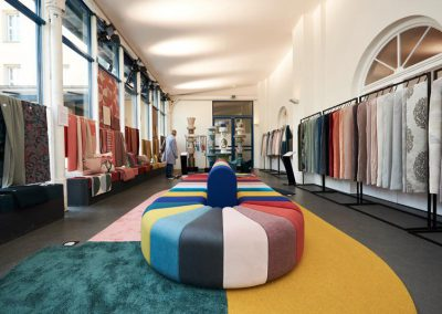 Münchner Stoff Frühling 2019: Textile Trend Show von Pascal Walter