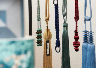 Details der Textilen Trend Show bemerkenswert 2.0