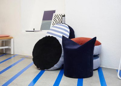 Pop-Up-Showroom von Nya Nordiska