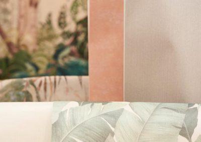 Textiltrend 2019: Zarte Pastelltöne und florale Prints